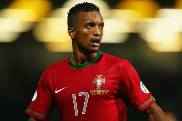 GIF: Nani Scores for Portugal vs. Luxembourg in World Cup Qualifier