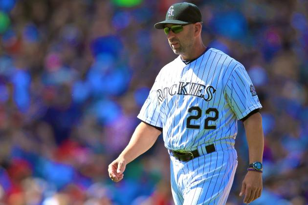 Walt Weiss Signs 3-Year Extension with Colorado Rockies