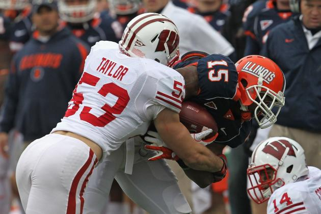 Illini to Face Top-10 Offense, Defense Against Wisconsin