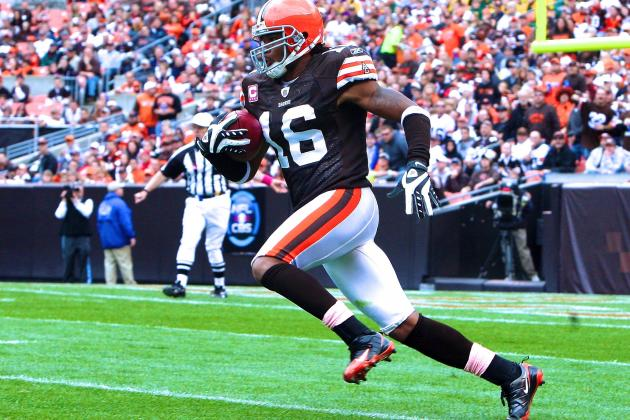 Josh Cribbs' Updated Fantasy Value After Signing with New York Jets