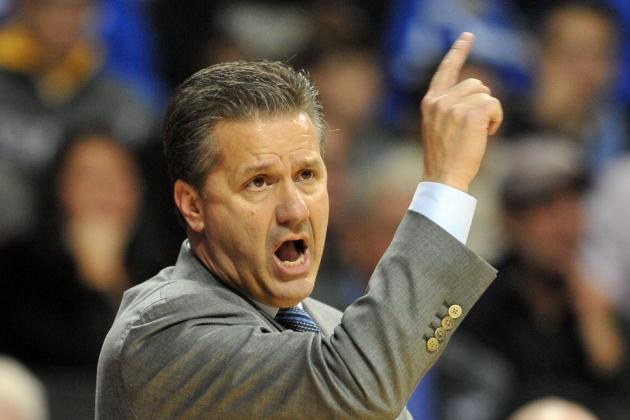 Coach Cal Not Ruling out Starting 5 Freshmen