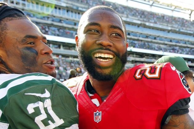 Darrelle Revis Officially Trademarks Revis Island Nickname