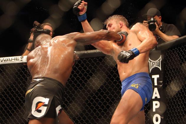 Jones-Gustafsson Hits UFC Reloaded
