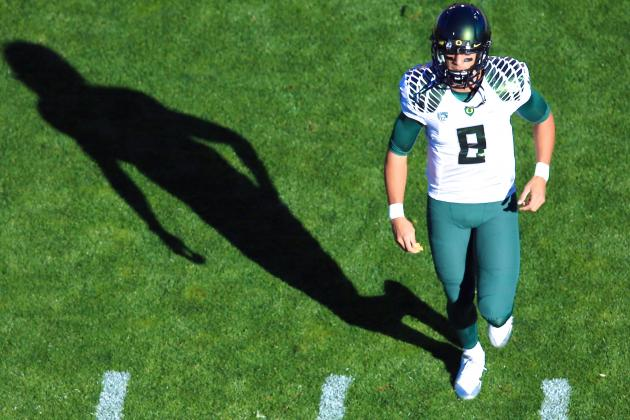 Oregon QB Marcus Mariota Will Decide NFL Future After 2013 Season