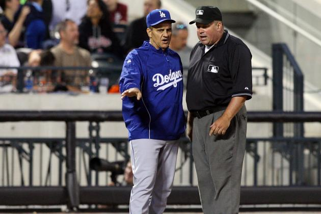 Joe Torre Comments on MLB Umpire Wally Bell's Passing