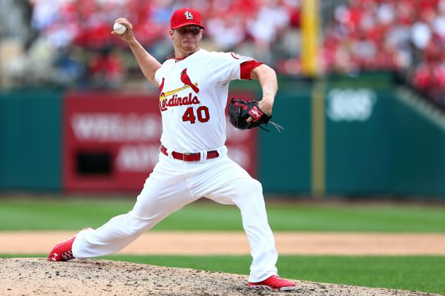 Are the St. Louis Cardinals Wasting Potential NLCS X-Factor Shelby Miller?