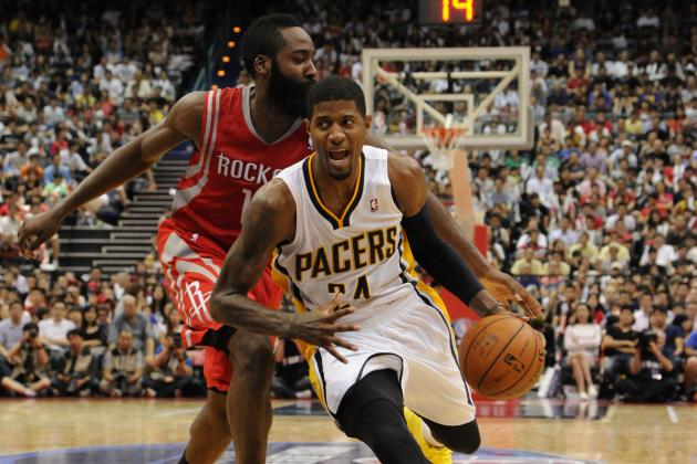 Paul George Will Miss Wednesday's Preseason Clash with Bronchitis