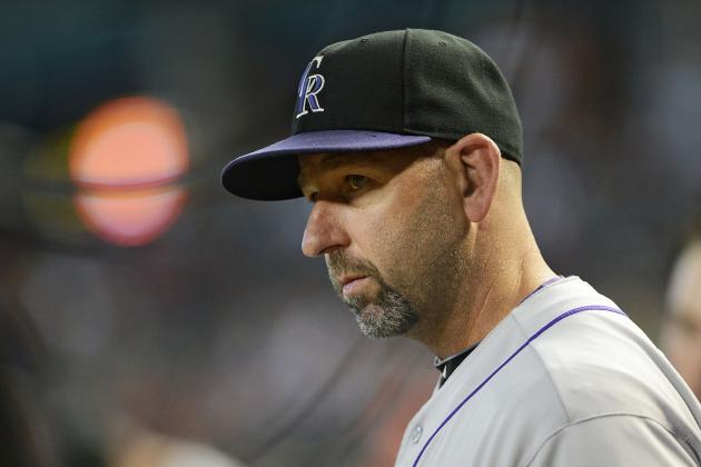 Walt Weiss Receives Three-Year Extension as Manager from Rockies