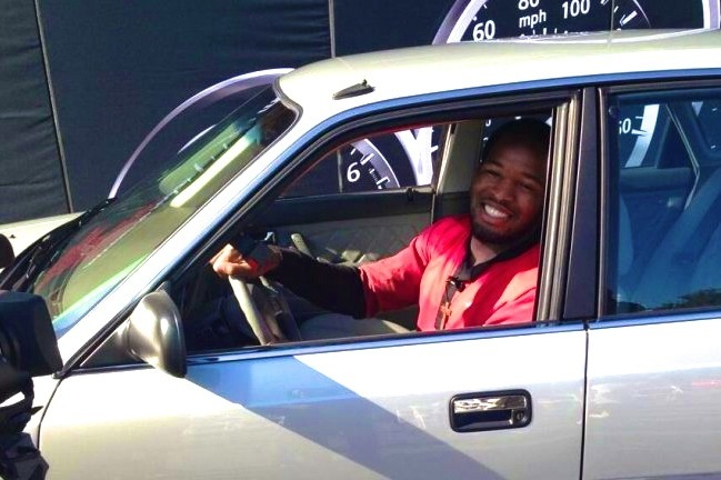 Redskins RB Alfred Morris' 1991 Mazda 626 Named 'Bentley' Gets Refurbished