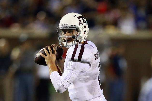 Malzahn Lauds Johnny Football