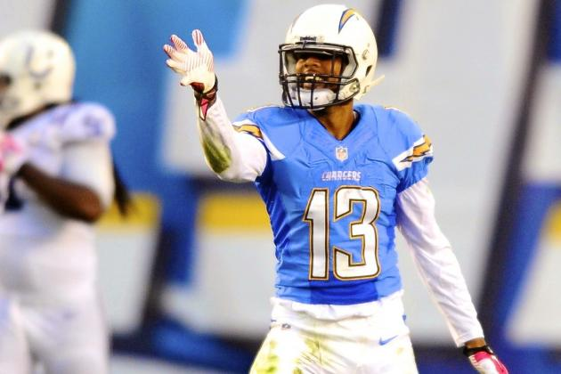 Keenan Allen Quickly Becoming Legitimate No. 1 Receiver for San Diego Chargers