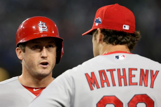 St. Louis Cardinals' David Freese Says He Is Good to Go