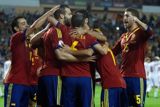 Spain vs. Georgia Score, Grades and Post-Match Reaction
