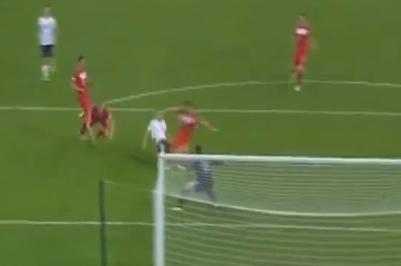 2-0: Steven Gerrard (England) V Poland