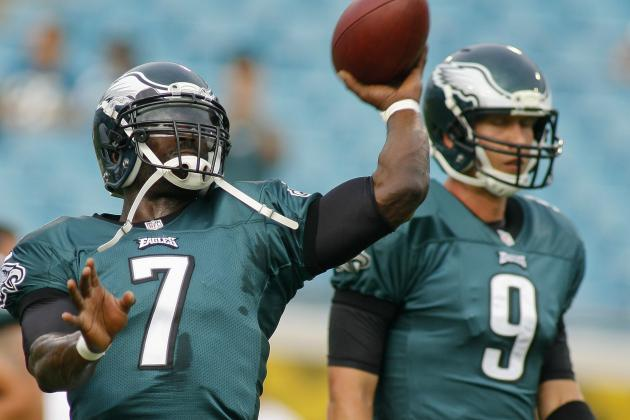 Debate: If Vick Is Healthy, Who Should Be the Eagles' Starting QB?