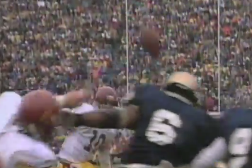 Notre Dame Releases Really Cool Primer Video for USC Game