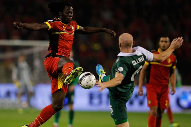Belgium Draw with Wales in WCQ Finale