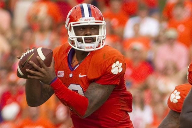 Florida State vs. Clemson: TV Info, Spread, Injury Updates, Game Time and More