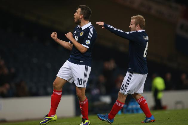Scotland vs. Croatia Score, Grades and Post-Match Reaction