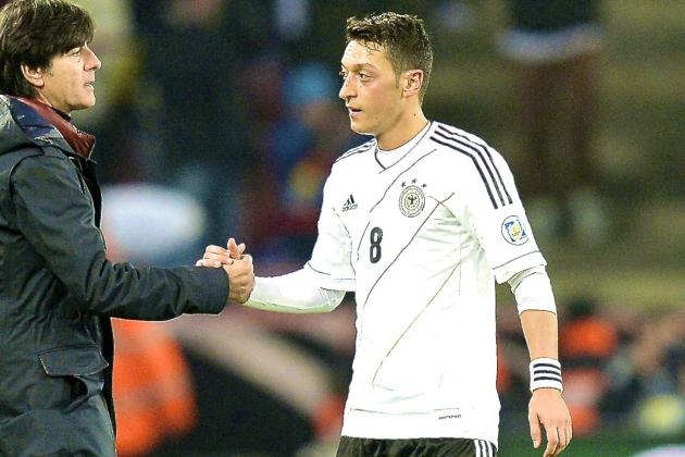 Mesut Ozil Injury: Updates on Arsenal Star's Knee, Likely Return Date