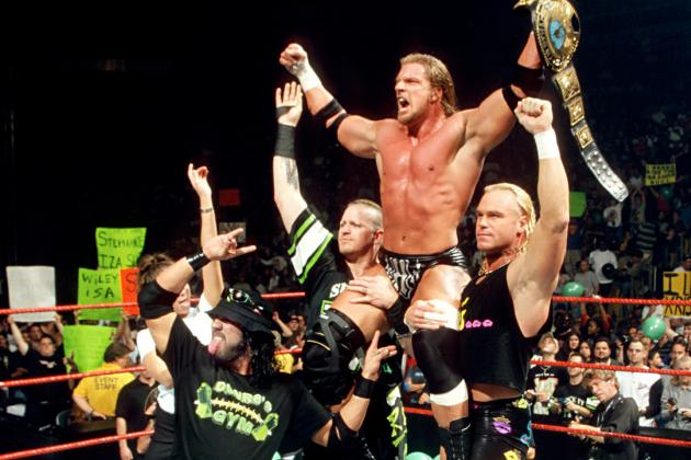 WWE Classic of the Week: Remembering Triple H vs. Big Show at Raw, January 2000