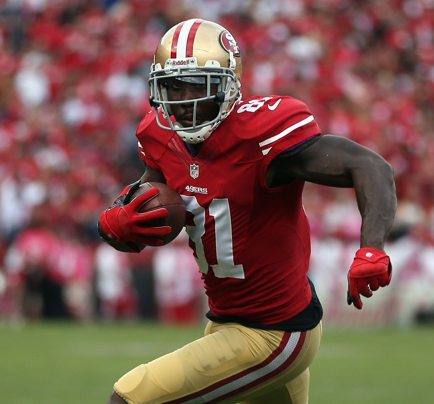 Anquan Boldin Speaks out About NFL's Mixed Message with ...