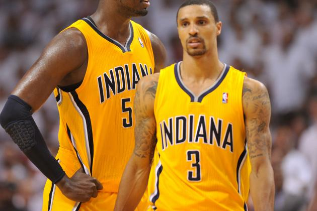 George Hill Turns Sleepless Nights into Blender Shopping