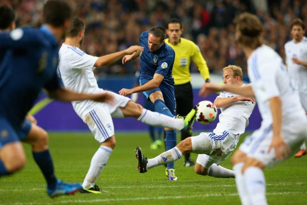 France vs. Finland Score, Grades and Post-Match Reaction