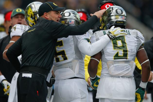 How Oregon Has Maintained, If Not Improved Post-Chip Kelly
