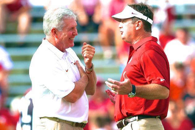 Bob Stoops Will Be Mack Brown, One Day
