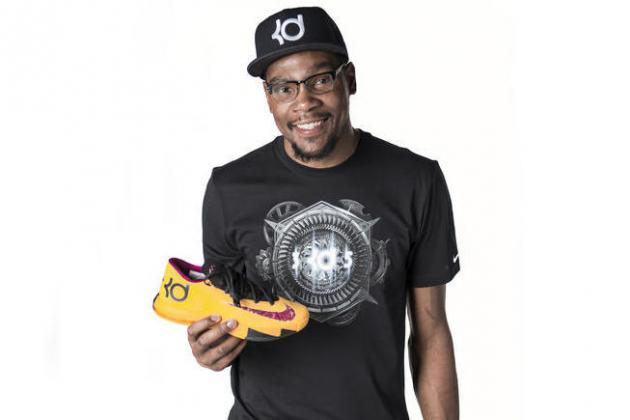 New Kevin Durant Peanut Butter and Jelly Nike Shoes