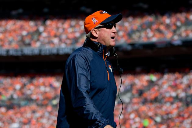 John Fox Fires Back at Jim Irsay over Peyton Manning Bashing