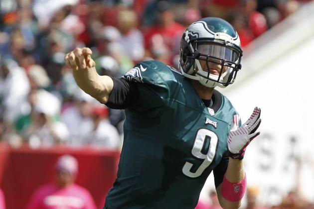 Early Signs Pointing to Eagles QB Nick Foles Starting vs. Cowboys