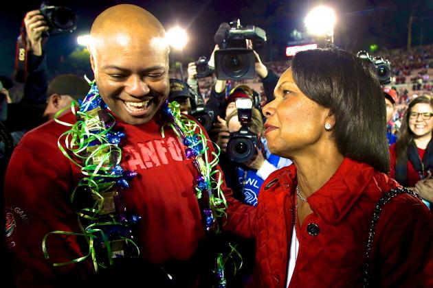 Pac-12 Football Notebook: Stanford's David Shaw Defends the Playoff Committee