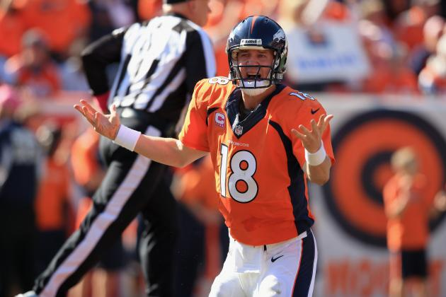 Peyton Manning's Return to Indy Won't Be Easy in Broncos Jersey