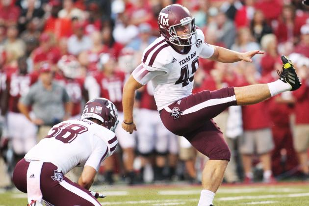 Lambo an Unlikely Hero for Texas A&M