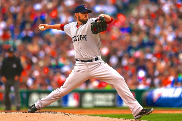 Red Sox vs. Tigers: Score, Grades and Analysis for ALCS Game 3
