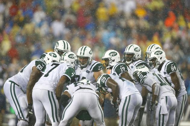 New England Patriots vs. New York Jets: Breaking Down New York's Game Plan