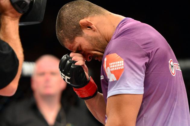 UFC: The Rousimar Palhares Release Gets It Right