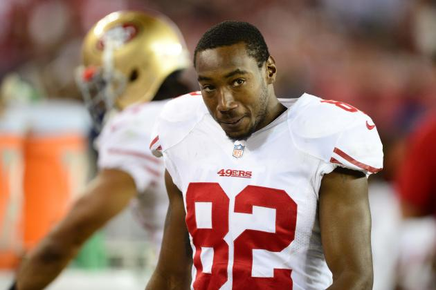 Mario Manningham Injury: Latest Updates on 49ers WR's Recovery from ACL Surgery