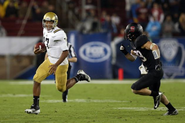 UCLA vs. Stanford: TV Info, Spread, Injury Updates, Game Time and More