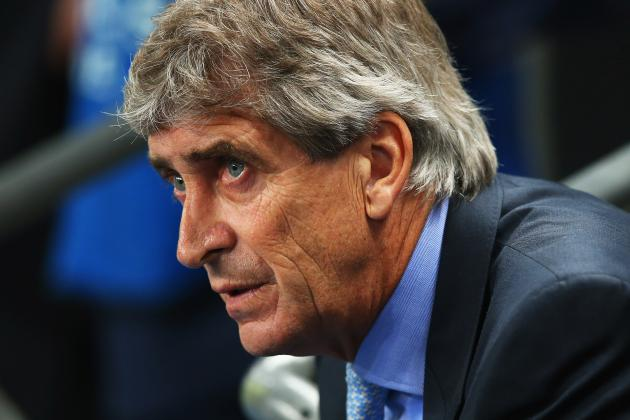 Breaking Down Pellegrini's Man City Start in Relation to Mancini and Hughes