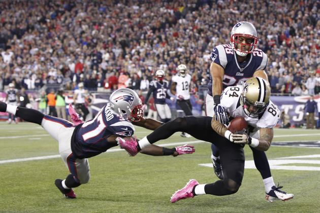 Alfonzo Dennard Finally Playing Up to Potential for the New England Patriots