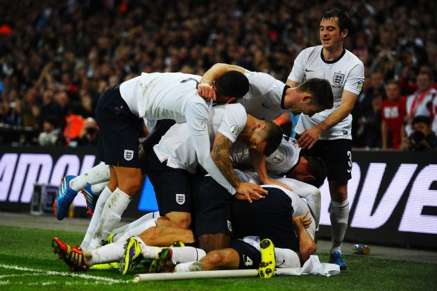 Finally, an England Team That Might Surprise Us and Excite Us at a World Cup