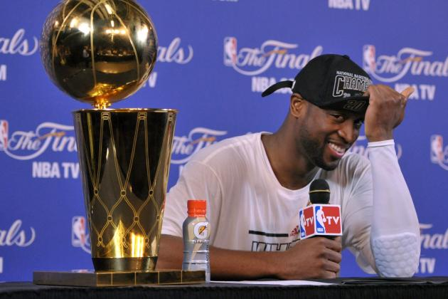 Wade to Release Documentary on Heat's Title Run