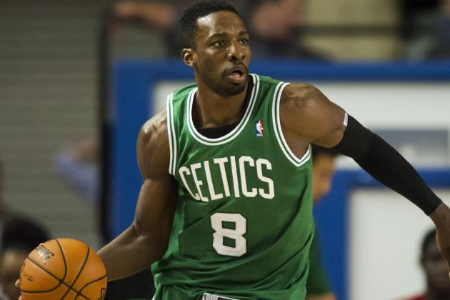 Jeff Green Throws Down Monster Dunk on Reggie Evans