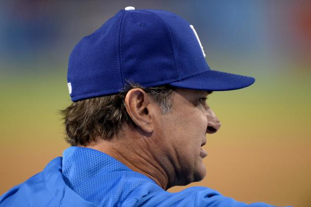 Dodgers Plan to Bring Don Mattingly Back as Manager for Next Year
