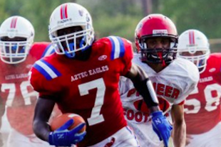 Detroit High School WR Reportedly Breaks National Record for Receiving Yards