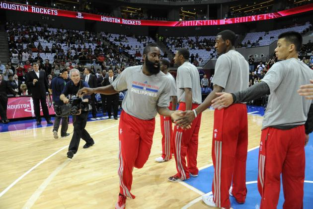 Biggest Standouts of Houston Rockets' Preseason so Far