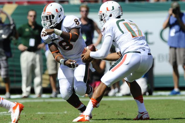 Miami Football: Is Stephen Morris or Duke Johnson a Better NFL Prospect?